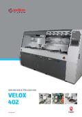全自動試料研磨機『VELOX-402』 表紙画像