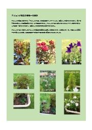 アジェンダ施工の植栽への影響 表紙画像