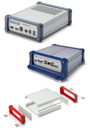 EMCシールドアルミ押出材ケース EXPEシリーズ  タカチ電機工業 表紙画像