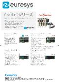 CXP-12対応フレームグラバー CoaxLinkシリーズ