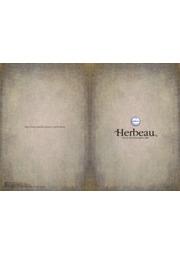水栓・洗面ボウル 『Herbeau/エルボ』輸入水栓製品カタログ 表紙画像