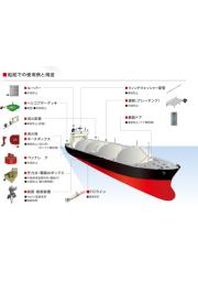 【船舶ヒータ使用事例】 表紙画像