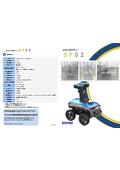 巡視点検ロボット(SP02) 表紙画像