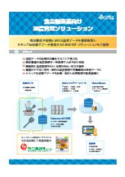 食品製造業向け 温度管理ソリューション/トレーサビリティ 表紙画像