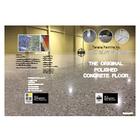 コンクリート鏡面研磨仕上げ工法『HTCスーパーフロアー』 表紙画像