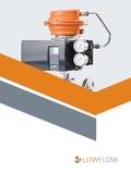 高圧・低流量用レギュレーター ローフロー