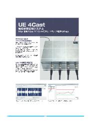 遠隔監視システム『4Cast』 表紙画像