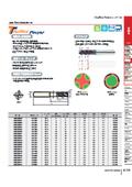 YG-1 耐熱合金用エンドミル『TitaNox-Power』価格表 表紙画像