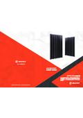 太陽電池モジュール『MINI Eclipse SRP-G0A6』 表紙画像
