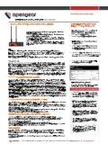 Opengear ACMシリーズ 4G LTEセルラー対応コンソールサーバー
