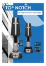ロックウェル硬さ試験機『NEMESIS 6100/6200』カタログ 表紙画像