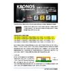 KRONOS 840-G4 Core i9 9000シリーズ搭載のお知らせ 表紙画像