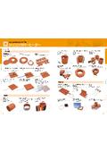 【資料】シリコンラバーヒーター(加工サンプル一覧) 表紙画像