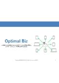 【資料】Optimal Biz