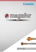 magafor センタードリル 面取カッター リーマ 表紙画像