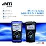アナログ・オーディオ発振器Minirator MR-PRO 表紙画像