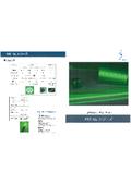 目視検査用 緑色LED照明『FAT-GLシリーズ』