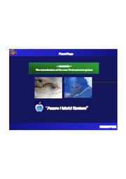 表面処理剤『AHS (Appre Hybrid System)』 表紙画像