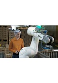 【導入事例  食品】食品工場における人ロボット協働の先進的な試み 表紙画像