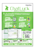 ビジネスチャット『ChatLuck(チャットラック)』