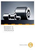 【カタログ】マグネットカップリング『MINEX-S』 表紙画像
