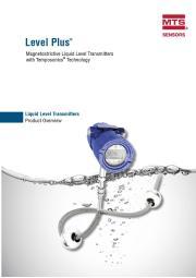 MTSセンサー 液面計測向けセレクションガイド(英語版) 表紙画像