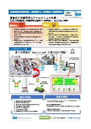 『警告灯状態監視ユニット WD120シリーズ』改善提案 表紙画像