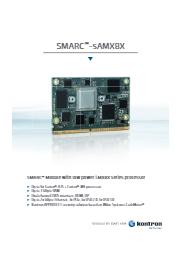 SMARC-sAMX8X 表紙画像