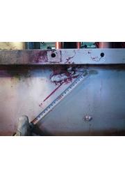 MS ニュースレター 2015年6月号 プレス機プラッサー亀裂補修 表紙画像