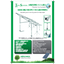 【太陽光発電システム架台】急斜面に順応可能な野立て向け 表紙画像