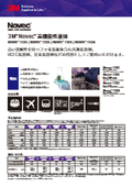 溶剤『3M Novec 71DE/72DE/73DE/71DA』 表紙画像