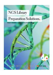 広範なアプリケーションに対応するテカンゲノミクスライブラリー調製試薬。選定に便利な価格情報掲載 セレクションガイド2021 表紙画像
