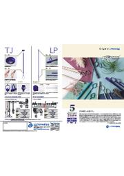 吊下型室内物干金物『DRY・WAVEシリーズ TJ』 表紙画像
