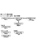 製品系統図(ヒートシール剤)