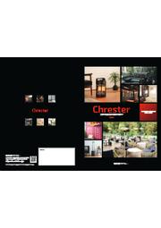 Chrester(クレスター)総合カタログ 表紙画像