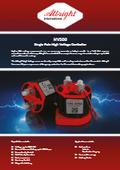 【英語版カタログ】HV500シリーズ 単極高電圧コンタクタ