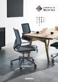 SOHO・スモールオフィス カタログ カリモク家具