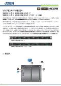 4ポート 4K60p HDMI入力ボード/出力ボード『VM7824/VM8824』
