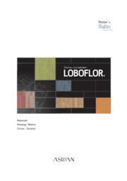 LOBOFLOR(ロボフロアー) パンフレット 表紙画像