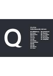 総合カタログ【QUON vol.26】※ダイジェスト版 表紙画像
