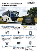 Peplink MAX BR1 製品カタログ
