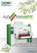 バリ取り機 『AuDeBu1000 MPF』