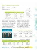 化粧品原料 ハイブリッドシリコーンポリマー ポリジエチルシロキサン 表紙画像