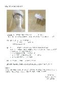 フェイスシールド 簡易タイプ (MS-1)カタログ