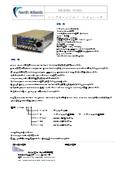 NAI 高精度シンクロ・レゾルバ信号発生器 Model 5330A 表紙画像