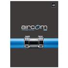 配管システム『AIRCOM』カタログ 表紙画像