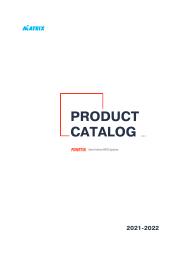 セミアクティブRFIDシステム「POWERTAG カタログ 2021-2022」 表紙画像
