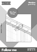 英語資料「Wire Tray Fixings」