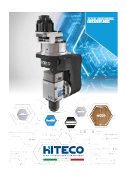 【Hiteco社】2軸主軸ヘッド 表紙画像