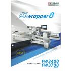 高速横形ピロー包装機『FW3400/FW3700シリーズ』 表紙画像